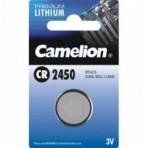 Элемент питания Camelion CR 2450 3 В Lithium