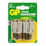 Элемент питания GP D (LR 20) 1,5 В Alkaline