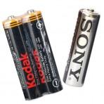 Элемент питания Sony/Kodak AAA (R 03) 1,5 В