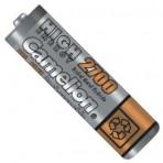 Аккумулятор АА Ni-Mh 2700 mAh 1,2 В