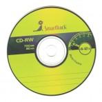 Диск CD-RW SmartBay/SmartTrack 80 min. 700 Mb.