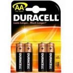 Элемент питания Duracell AA(LR06) 1,5 В Alkaline