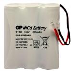 Аккумулятор GP T-110 Ni-Cd 3,6 В 600mAh