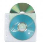 Конверт полителен 2 диска