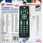 Пульт универсальный Philips RM-627C HUAYU код:0941