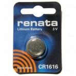 Элемент питания RENATA CR 1616 3 В Lithium