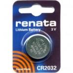 Элемент питания RENATA CR 2032 3 В Lithium