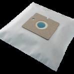Мешки-пылесборники OZONE M-08 4шт.  LG, LIV, Rolsen тип: TB-36