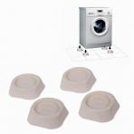 Подставки под ножки антивибрационные для стиральных и посудомоечных машин.  /OZONE СМА/