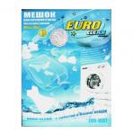 Мешок для бережной стирки прямоугольной формы, размером  30*40 см.   /EURO Clean EUR-WB-1/