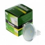 эл. лампа светодиодная GU5,3 7W (60Вт.) 230В код:12801