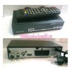 Ресивер ТВ DVBT2-001 HD с поддержкой декодирования сигнала
