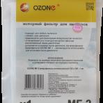 Моторный фильтр для пылесоса универсальный 320х200 OZONE MF-2