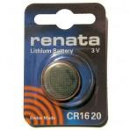 Элемент питания RENATA CR 1620 3 В Lithium