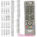 Пульт универсальный Toshiba RM-L890 HUAYU код:1219