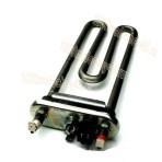 ТЭН для стиральной машинки  1900W (прям.с отв.L=185, R12, +датч.)  Samsung -000SA, CD4700006B, 1.40.027.00 универсальный L=185mm   арт.3406111