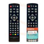 Пульт универсальный Huayu для приставки DVB-T2+2 ver.2018 код:1610