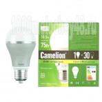 эл. лампа светодиодная Е27 10W (80Вт.) 230В код:12803