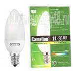 эл. лампа светодиодная Свеча Е14 9W (80Вт.) 230В холодный/теплый код:12805